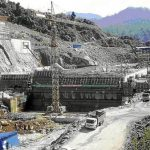 Construction of Murum Hydro