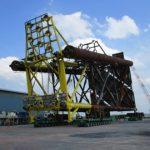 South Acis Satelite Topsite Construction