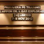 121109 Primavera Course with Nippon Oil 149