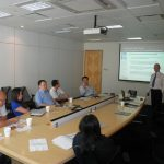 140925 Synchro Training with National University Singapore